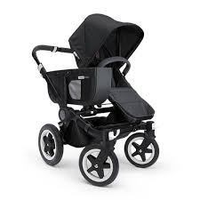 Baby roues letour white lightweightt compact stroller w bassinet ...