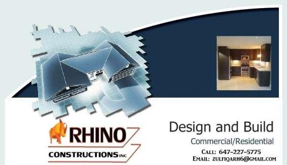 Our construction management philosophy focuses