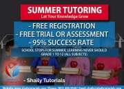 At Shaily, We Offer Tutor/Teacher Service.