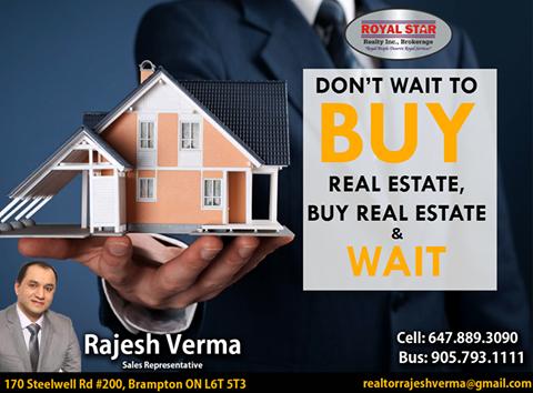 Rajesh verma property