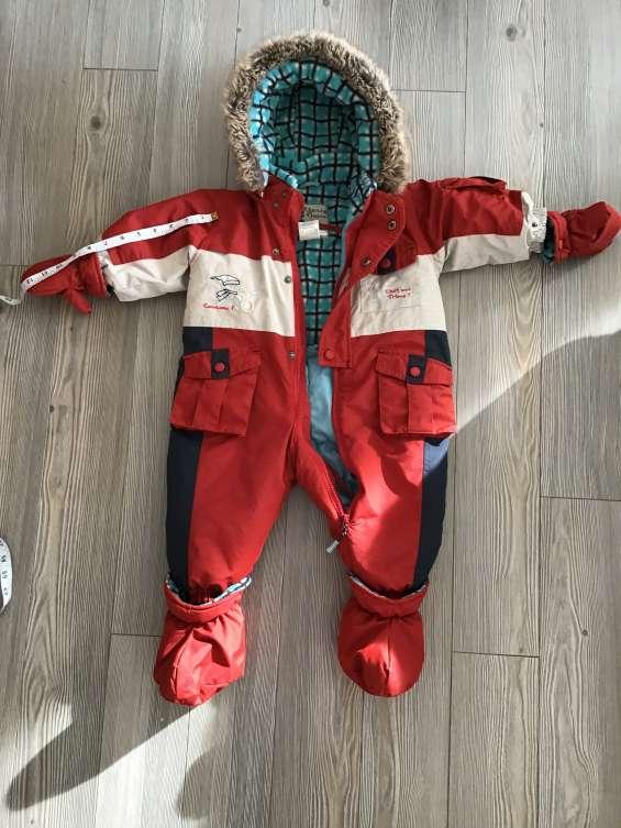 Habit de neige bébé garçon 6-12 mois winter suit for baby boy 6-12 months old