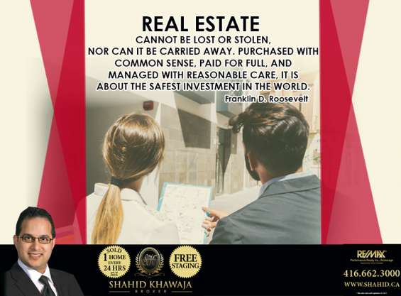 Shahid khawaja property investment firm · estate agent · internist