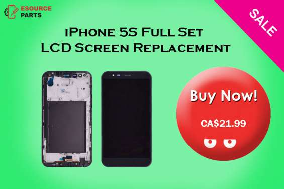 Looking for best iphone 5s screen replacement in canada