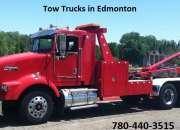 Tow Trucks in Edmonton